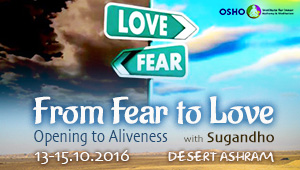 fear to love october 2016