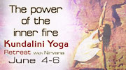 The Power of the Inner Fire with Nirvana