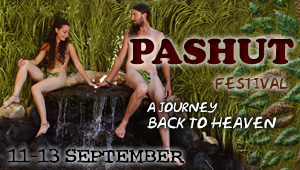 Pashut Fastival: Back to Eden | nude festival in the heart of the desert | September @ Desert ashram