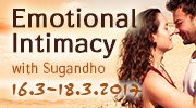 sugando emotional intimacy