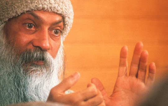 Meditation according to OSHO in Desert Ashram